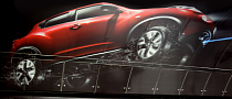 Nissan Wraps London Underground Stations in Juke Advertising