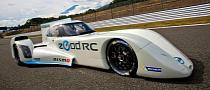 Nissan ZEOD RC Hits the Track [Video][Photo Gallery]