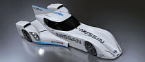 Nissan ZEOD RC Makes Public Debut [Photo Gallery]