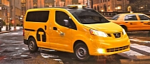 Nissan's Taxi of Tomorrow Begins Production