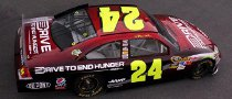 No. 24 Drive to End Hunger Chevy Unveiled