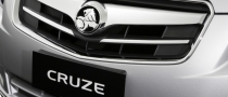 No Australian Holden Cruze in 2010