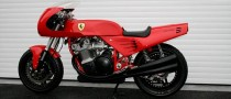 No Buyers for the Auctioned Ferrari Motorcycle