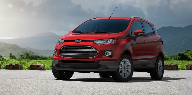 No EcoBoost for EcoSport in China?