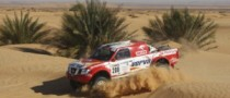 No Female Drivers Allowed in Baja Rally Championship