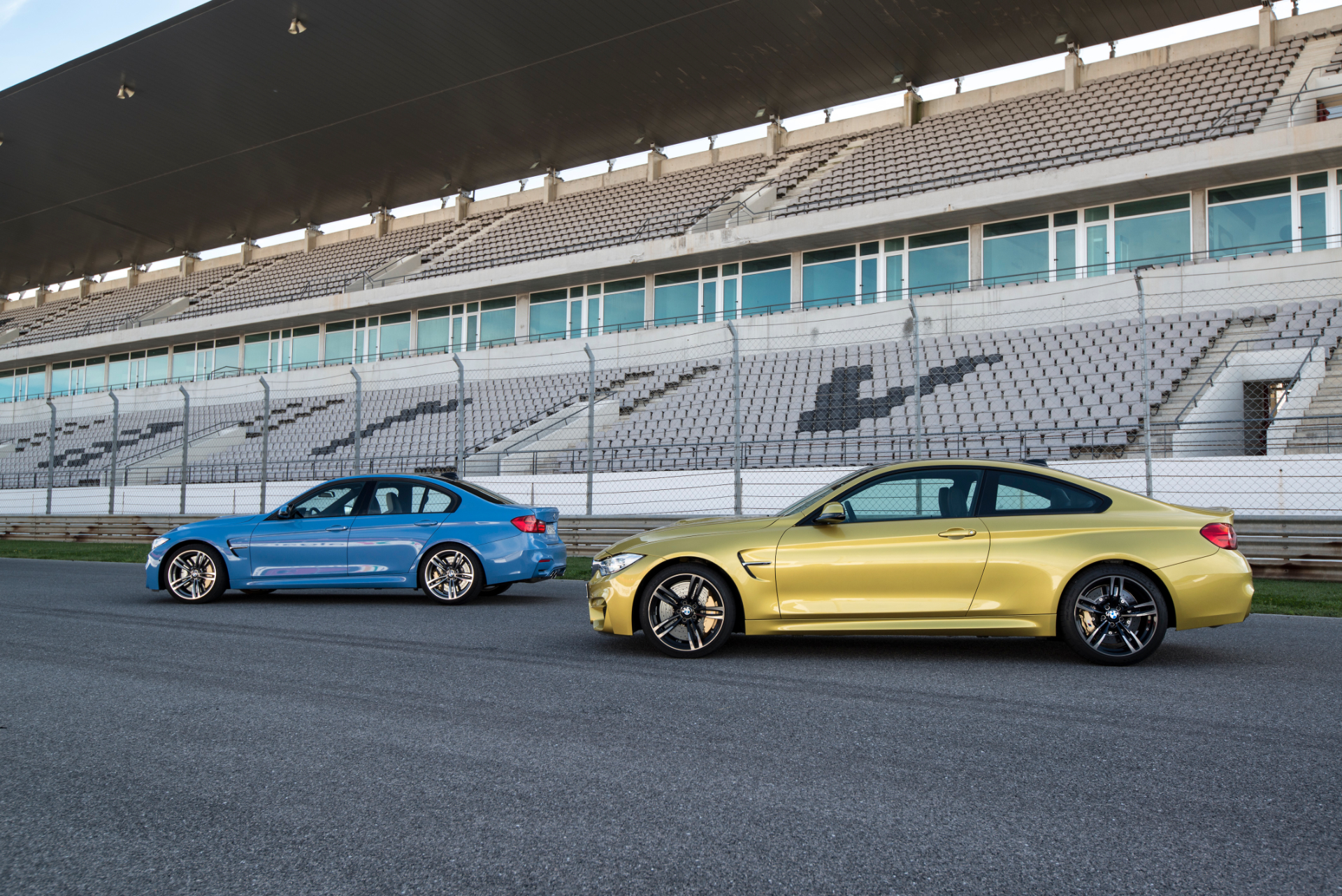no gas guzzler tax for the 2015 bmw m3 and m4 says epa - autoevolution