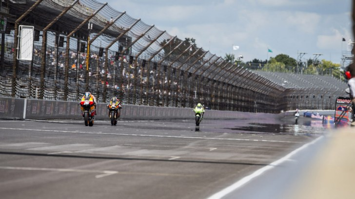 No More MotoGP at Indianapolis in the Future?