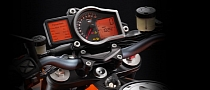 No Quickshift for KTM 1290 Super Duke R