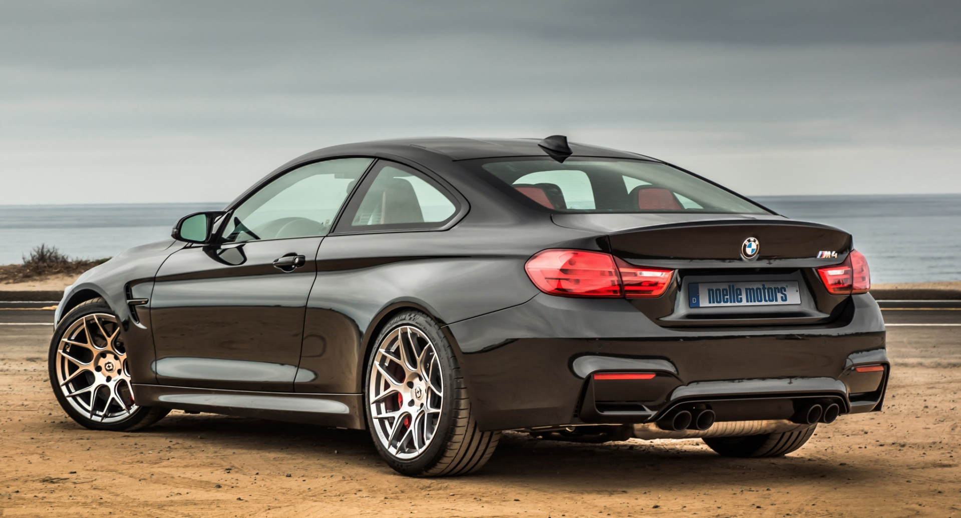 Noelle Motors Bmw M4 Goes Up To 325 Km H Thanks To 560 Hp Autoevolution