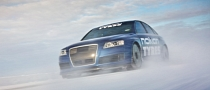 Nokian Tyres Sets New Ice Speed Record with Audi RS6 [Video]