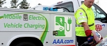 North America Gets Its First EV Charging Roadside Assistance Truck