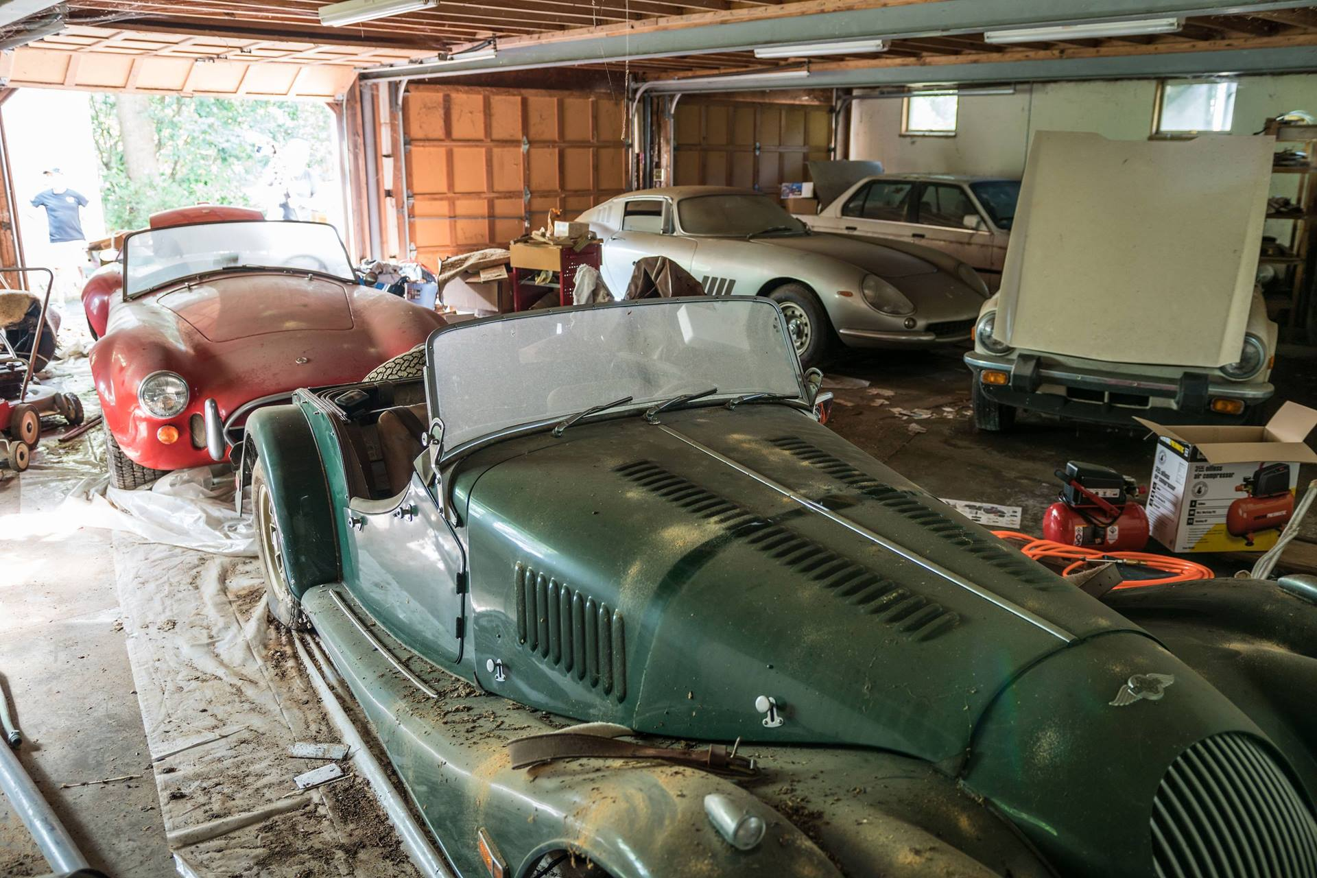 North Carolina Barn Find Is Not Your Average Pirate Treasure ...