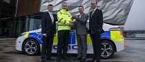 Northern Ireland Tries Vauxhall Ampera as a Police Car