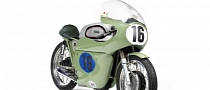 Norton 350 Manx Sold for $100,000 [Photo Gallery]