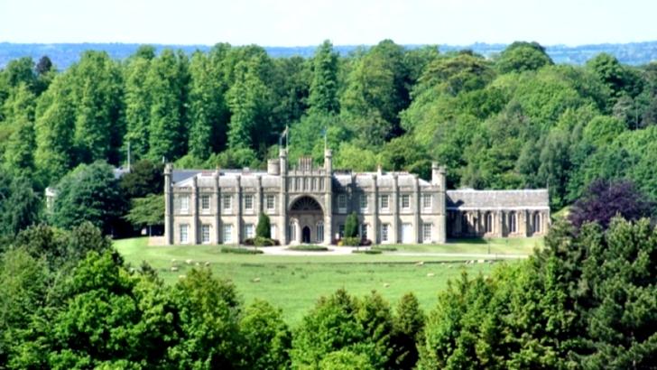 Norton Buys Donnington Hall Moves Into 18th Century