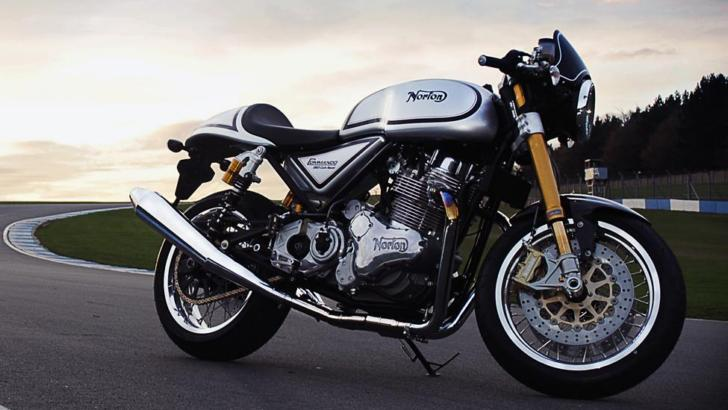 Norton Commando Soon in Canadian Dealerships