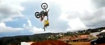 Not Exactly the Best Ramp Jump, Is It? [Video]