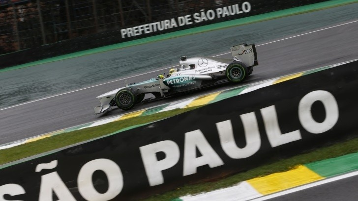 Not Great Brazil Grand Prix for Mercedes-AMG Petronas [Photo Gallery]