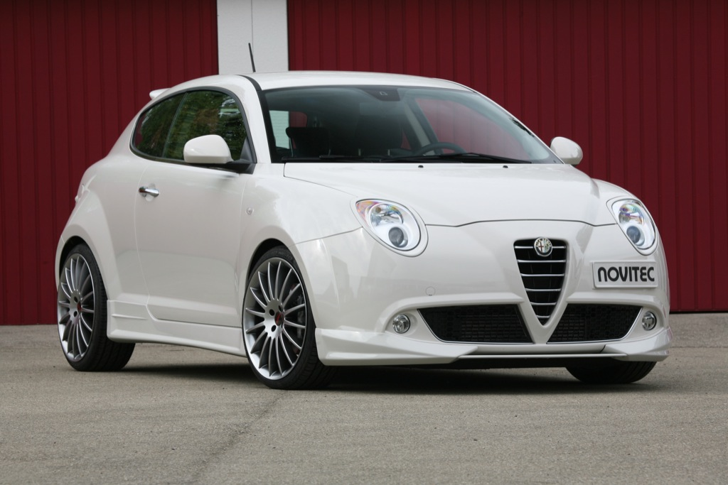 novitec alfa romeo mito details and photos - autoevolution