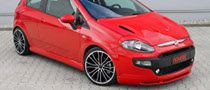 Novitec Releases Complex Tuning Program for the Fiat Punto Evo