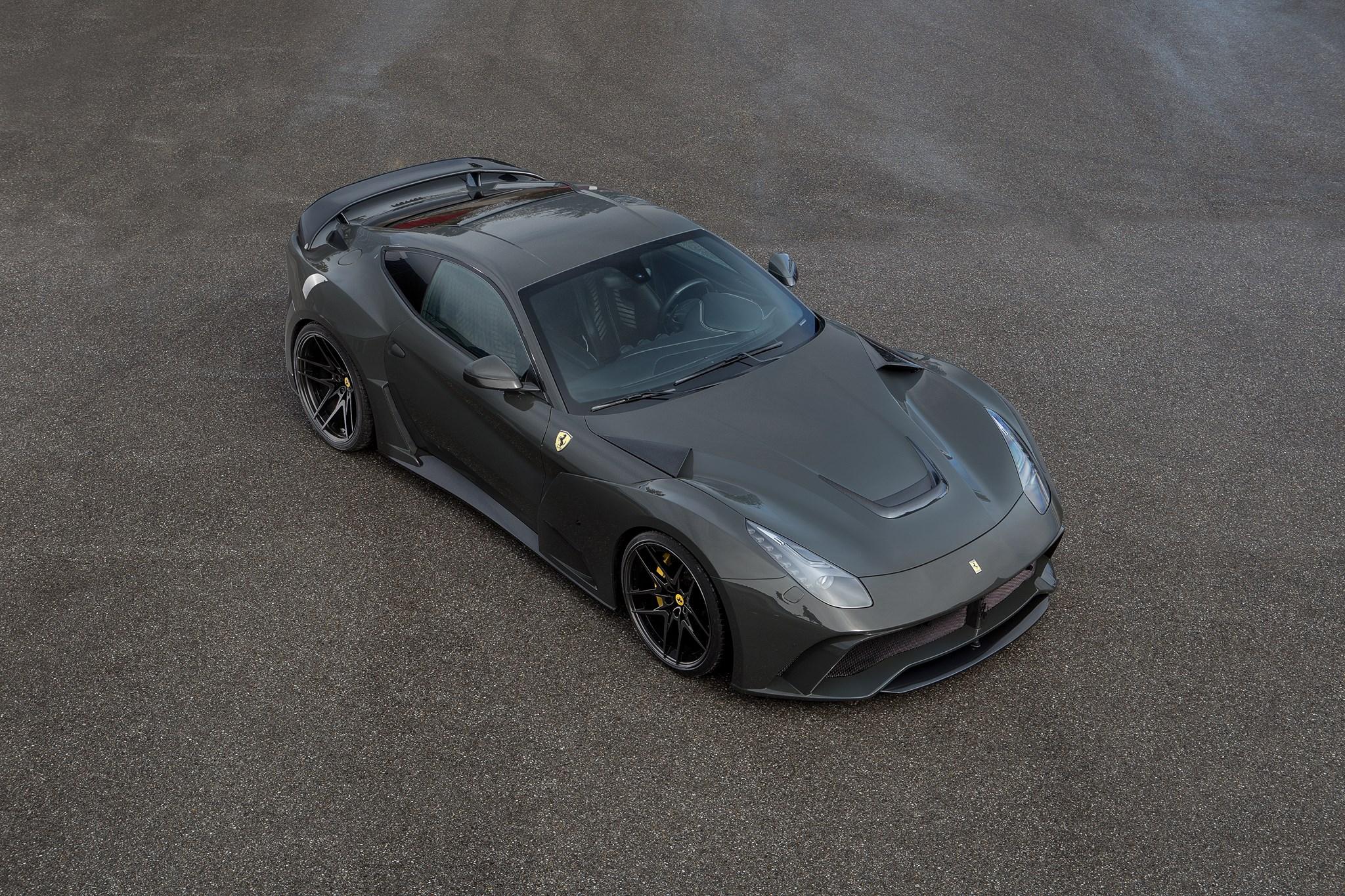 Novitec Rosso Ferrari F12 N Largo S Is Our Dream V12 Supercar