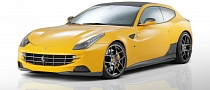 Novitec Rosso Ferrari FF Launched with Online Configurator [Photo Gallery]