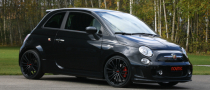 NOVITEC Tunes the Abarth 500 to Produce 212 HP