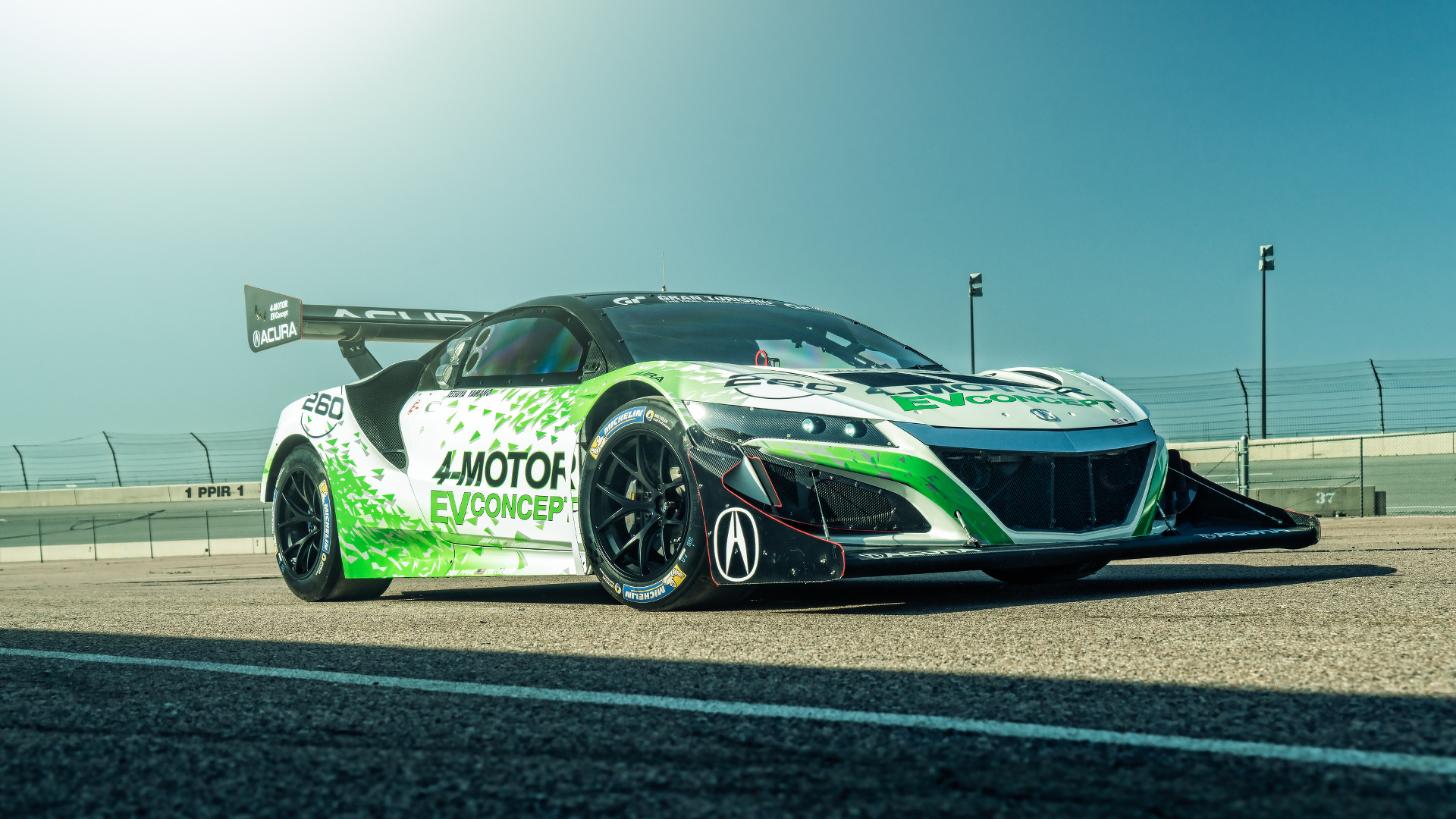 NSX-Inspired Acura EV Concept to Tackle 2016 Pikes Peak Hill Climb - autoevolution
