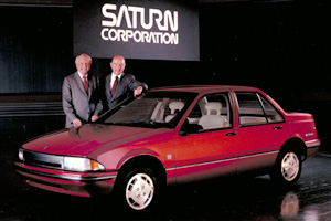 Saturn: a different kind of a car company essay