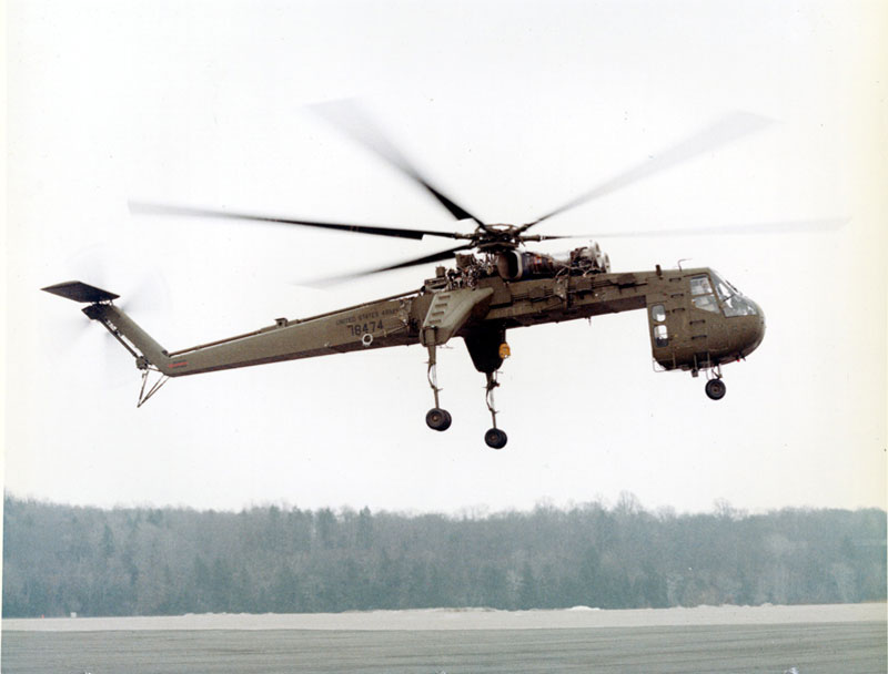 The Largest Transport Helicopters in the World - autoevolution
