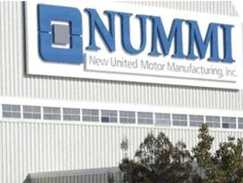 Nummi to close on march 31 2010 autoevolution for Green light motors fremont