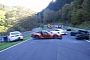 Nurburgring Crash: BMW Ring Taxi Hits Rented Corvette, Eight Cars Involved [Updated]
