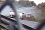 Nurburgring Crash Destroys Clio RS 200 and Toyota GT 86 During VLN 10 [Video]