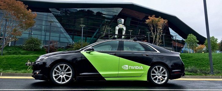 NVIDIA Stops Self-Driving Car Tests Globally - autoevolution - photo#16