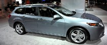 NYIAS 2011: Acura TSX Sport Wagon [Live Photos]