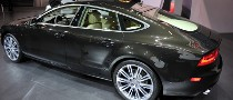 NYIAS 2011: Audi A7 [Live Photos]