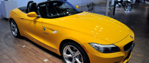 NYIAS 2011: BMW Z4 sDrive28i [Live Photos]
