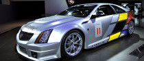 NYIAS 2011: Cadillac CTS-V Race Car [Live Photos]