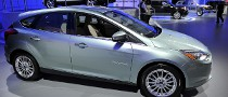 NYIAS 2011: Ford Focus Electric [Live Photos]