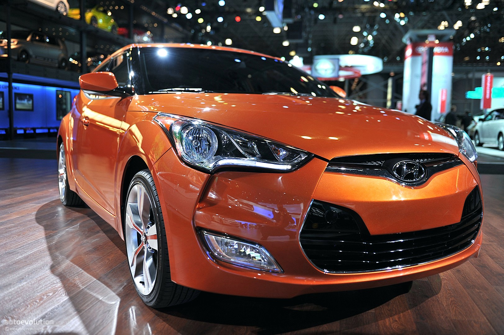 Nyias 2011 Hyundai Veloster Live Photos Autoevolution