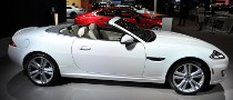 NYIAS 2011: Jaguar XK Convertible [Live Photos]