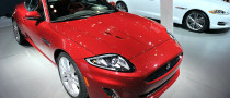 NYIAS 2011: Jaguar XKR Coupe [Live Photos]