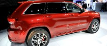 NYIAS 2011: Jeep Grand Cherokee SRT8 [Live Photos]