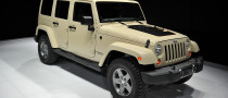 NYIAS 2011: Jeep Wrangler Mojave [Live Photos]