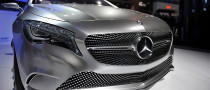 NYIAS 2011: Mercedes Benz A-Klasse Concept [Live Photos]