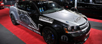 NYIAS 2011: Mopar Dodge Avenger Rally Car [Live Photos]