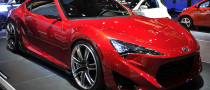 NYIAS 2011: Scion FR-S Concept [Live Photos]