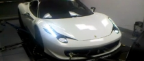 Oakley Design Ferrari 458 Italia Dyno Test [Video]