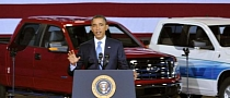 Obama Announced New Corporate Average Fuel Eonomy Standards for 2025