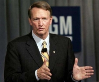 Rick Wagoner, GM Chief Exec, should move on, Obama thinks